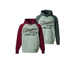 Chevrolet Vintage Heather Hoodie - Size & Color Options
