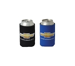 Chevrolet Gold Bowtie Can Koozie