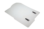 C4 Corvette 1984-1996 Lloyds Clear Protector Mats - 2pc Fronts