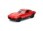 C2 Corvette 1966 1:24 Fast and Furious 8 - Letty's Corvette