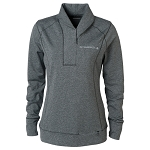 C7 Corvette Stingray 2014-2019 Ladies Shoreline Half-Zip Sweater