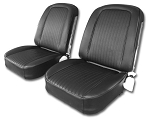 C2 Corvette 1963-1967 Vinyl Seat Covers - Sold in Pairs