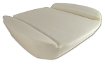 C2 Corvette 1963-1967 Seat Foam - Individual Pieces
