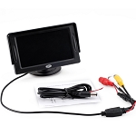 4.3 Inch LCD Display Monitor for Reverse/Back-Up Cameras
