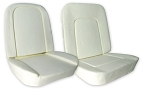 C2 Corvette 1963-1967 Seat Foam - 4pc Sets
