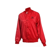 C4 Corvette 1984-1996 Satin Jacket - Red