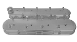 C4 C6 Corvette 1984-1996 & 2005-2013 L98/LS2/LS3/LS7 Billet Valve Cover w/ OEM Height Ignition Coil Posts