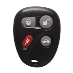 C5 Corvette 1997-2004 Keyless Entry Remote Key Fob