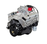 Chevy Small Block ATK 383 Stroker Complete Engine - 435HP
