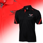C5 Corvette 1997-2004 Racing-Inspired Embroidered Polo