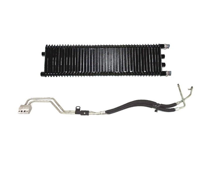 C6 Corvette Z06 2006-2013 LS7 Engine Oil Cooler Kit - GM