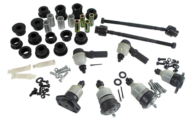 C4 Corvette 1984-1996 Complete Front Suspension Rebuild Kit