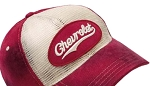 Chevrolet Chemical Corduroy Cap - Red