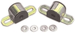 C3 Corvette 1968-1982 Sway Bar Bushings w/ Brackets - Multiple Size Options