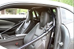Gen 5 Camaro 2010-2015 Convertible Mild Steel Roll Bar - Multiple Options