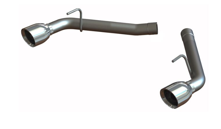 2010-2015 Chevy Camaro 6.2L LS3 BBK Performance Aluminized After Cat X Pipe