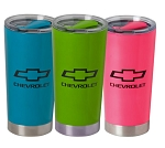 Chevrolet Bowtie Frost Tumbler - Color Options