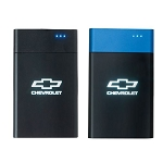 Chevrolet Bowtie Light Up Power Bank - Color Options