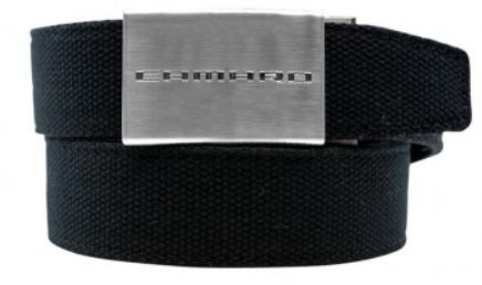 Gen 6 Camaro 2016-2019 Ratchet Buckle Canvas Belt - Custom Fit - Finish Options