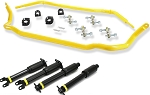 C5 C6 Corvette 1997-2013 Johnny O'Connell Stage 2 Sway Bar/Coilovers Package