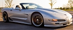 C5 Corvette Base/Z06 1997-2004 Side Skirts