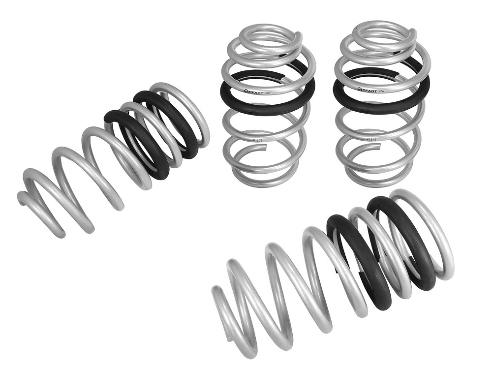 gen 5 camaro 2010-2015 afe power control pfadt series lowering springs