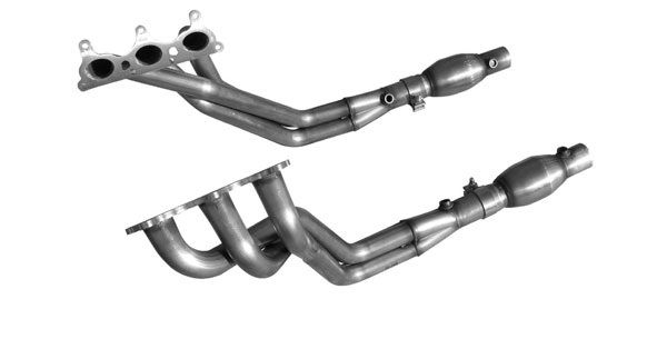 2009 dodge challenger exhaust system