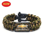 Chevrolet Realtree Survival Bracelet