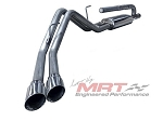 2011-2014 Ford Raptor MRT Maxflow Cat-Back Performance Exhaust