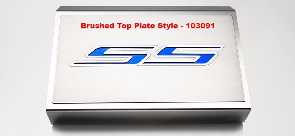 gen 6 camaro v8 ss 2016 2018 brushed fuse box cover w camaro fuel filter