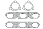 1999-2004 Porsche 996 Carrera Header Gaskets (4 pieces)