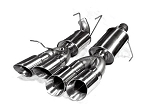 2013-2014 Ford Shelby GT500 / Mustang GT MRT Axle-Back Performance Exhaust