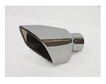 2011-2012 Ford Mustang GT / GT500 Roush Replacement Square Exhaust Tips - Left or Right Options