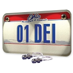 DEI Lite'N Boltz LED License Plate Lighting Kits