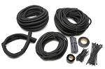 Painless Performance ClassicBraid Chassis Split Braided Wiring Loom Kit