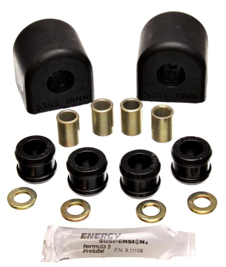 C4 Corvette 1984-1996 Energy Suspension 19MM Rear Sway Bar Bushings - Color Options