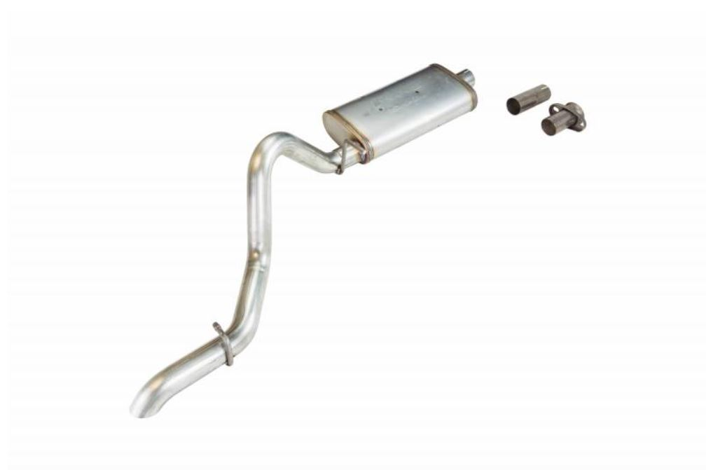 1997-2006 Jeep Wrangler TJ Pypes Performance Cat-Back Exhaust System w/ Street Pro Muffler