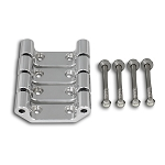 C6 C7 Corvette 2005-2019 LS Coil Relocation Mount Kit For LS 2,3,7&9 Coils - Multiple Finishes Available