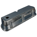 2005-2015+ Ford Mustang/Raptor Tall Ball Milled Small Block Valve Cover - Multiple Finishes Available