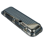 C2 C3 Corvette 1963-1982 Big Block Short Ball Milled Valve Cover - Multiple Finishes Available