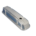 C2 C3 Corvette 1963-1982 Small Block Short Finned Cast Aluminum Valve Cover - Multiple Finishes Available