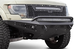 2010-2014 Ford F-150 Raptor Addictive Desert Designs HoneyBadger Front Bumper