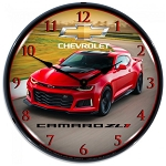 Gen 6 2017 Camaro ZL1 14 inch LED Backlit Clock