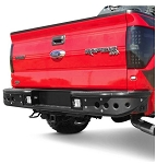 2010-2014 Ford F-150 Raptor Addictive Desert Designs Venom Rear Bumper