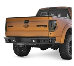 2009-2014 Ford F-150 Raptor Addictive Desert Designs Dimple R Rear Bumper