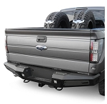 2009-2014 Ford F-150 / 2010-2014 Ford F-150 Raptor Addictive Desert Designs HoneyBadger Rear Bumper