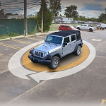 2007-2018 Jeep Wrangler JK Version 3 360 Vision System - Display Options