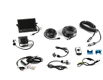2004+ Ford F-150/Raptor Trailer Rear Vision System w/ 7 inch Monitor - Backup Camera Options