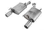 2005-2009 Mustang GT Special Edition Ford Performance Special Edition Muffler Kit