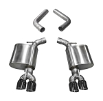 2015-2019  Dodge Challenger 6.4L/6.2L V8 & 2017-2019 5.7L V8  Performance 2.75in Dual Rear Exit Axle-Back Exhaust System w/ Twin 3.5in Tips - Sport Sound Level
